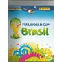 Album Vazio Copa Mundo 2014 - 8 Reais - Novinho