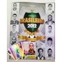 Álbum Completo Campeonato Brasileiro 2012 Para Colar
