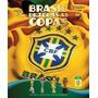 Album Brasil De Todas As Copas Novo