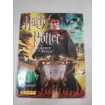Álbum Completo - Harry Potter E O Cálice De Fogo - Panini