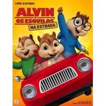 Álbum Alvin E Os Esquilos Na Estrada - Completo C/ Figurinha