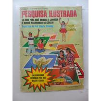 Album Pesquisa Ilustrada! Faltam 38 De 320! Rge 1977!