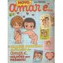Album Novo Amar É ... Editora Abril 1982