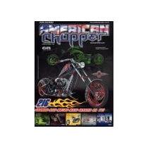Album American Chopper Completo C/ Todas Figurinhas P/ Colar