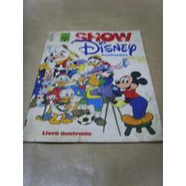 Álbum De Figurinhas - Show Disney Profissões