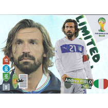 Cards Copa 2014 Adrenalyn Limited Edition Pirlo Italia
