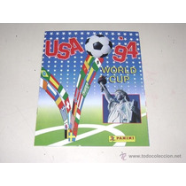Album Copa Do Mundo Usa 94 Panini O Tetracampeonato Futebol