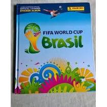 Album De Capa Dura Da Copa 2014 + Kit Atualização - Completo