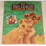 Álbum O Rei Leão 2 - O Reino De Simba - Panini - Completo