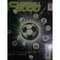 Album Fussballl 1999/2000 Austria Completo Colado