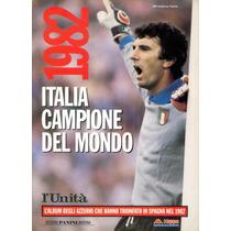 Álbum De Figurinhas Digitalizado Copa Do Mundo 1982 Itália