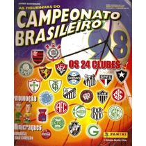 Album Campeonato Brasileiro 98 Completo
