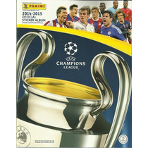 Album Completo Champions League 2014/2015 Frete Gratis