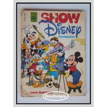 Album Show Disney Profissões - F(506)