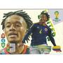 Cards Copa 2014 Adrenalyn Cuadrado Colombia Limited Edition