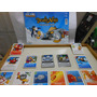 Desafio Ninja Club Penguim Album C/ 125 Figurinhas Cards