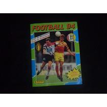 Álbum Football 1994 Belgique Panini Colado
