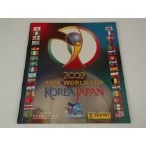 Album World Cup Korea Japao Copa Mundo 2002 Panini Vazio