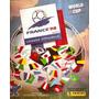 Album Copa 98 - Panini Completo + Brindes