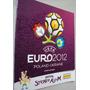 Album Figurinhas Uefa Euro 2012 Vazio