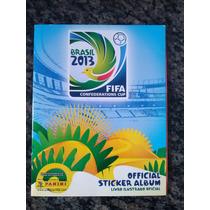 Álbum Da Copa Das Confederações 2013 Completo