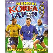 Album Copa 2002 - Completo - Editora Navarrete