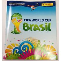 Album Copa Do Mundo 2014 + 250 Figurinhas
