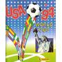 Álbum De Figurinhas Completo Copa Do Mundo 1994 Panini (dg)