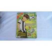 Album De Figurinhas Ben 10
