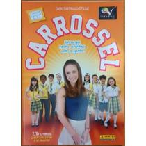 Álbum Figurinha Vazio Panini Carrossel 2012
