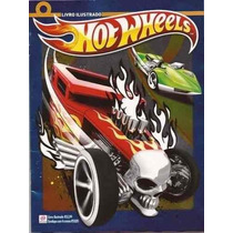 Album Hot Wheels Completo Com 180 Figurinhas Soltas P/ Colar