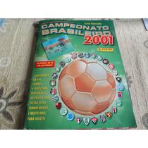 Álbum Campeonato Brasileiro 2001