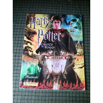 Album Harry Potter E O Calice De Fogo-manuseado S / Poster