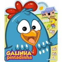 Galinha Pintadinha - Album Completo C/ Figurinhas P/ Colar