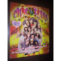 Álbum De Figurinhas Chiquititas