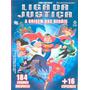 Álbum De Figurinhas Liga Da Justiça 2009 Completo Para Colar