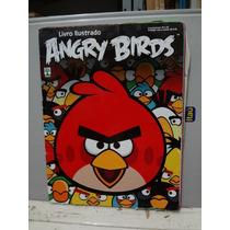 Album De Figurinhas - Angry Birds - Faltam 8