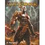 Álbum De Figurinhas God Of War - Livro Ilustrado