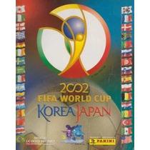 Album World Cup Korea Japao Copa Mundo 2002 Panini Completo