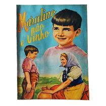 Álbum Marcelino Pão E Vinho - Completo - 1957