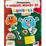 Álbum Gumball + 202 Figurinhas Sem Repetição