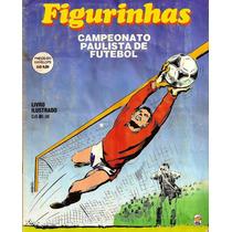 Álbum De Figurinhas Digitalizado Campeonato Paulista 1988