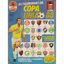 Álbum De Figurinhas Copa União 1988 Digitalizado (pdf)