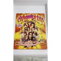 Álbum Figurinhas Chiquititas Completo Raro 2006 C/ Poster