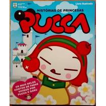 Álbum Figurinha Incompleto Abril História De Princesas Pucca
