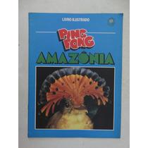 Álbum Ping Pong Amazônia! Vazio!