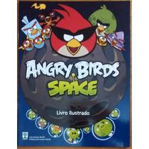 Álbum Figurinha Vazio Abril Angry Birds Space 2013