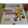 Álbum Copa América 2015 Box Capa Dura + 150 Pacotes Lacrados