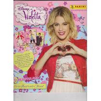 Album De Figurinhas: Violeta 3ª Temporada - Vazio