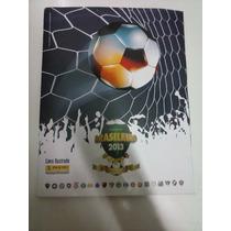 Álbum Figurinhas Campeonato Brasileiro 2013 - Vazio